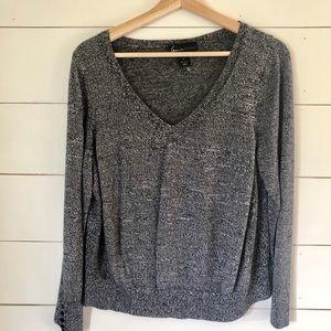 Lane Bryant Navy Sweater - sz 16